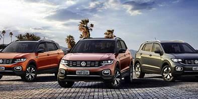 Os 10 carros mais vendidos no Brasil em julho de 2020