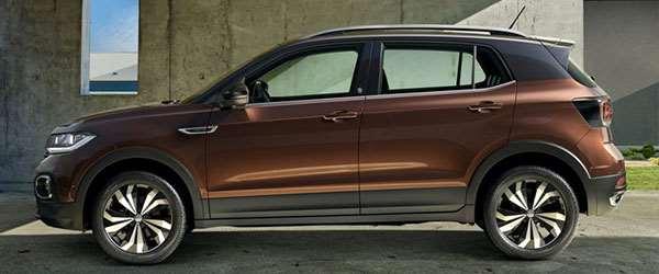 Volkswagen terá 3 novos carros no Brasil em 2019