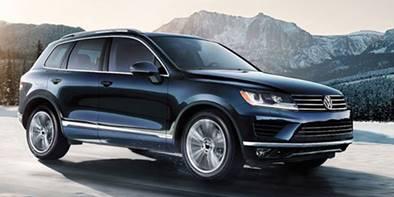 Carta de crédito: Consórcio Volkswagen Touareg