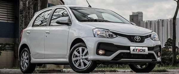 Lançamento – Novo Toyota Etios 2018 chega com visual renovado