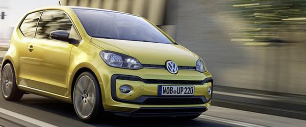Volkswagen Up! (Foto: Divulgação)