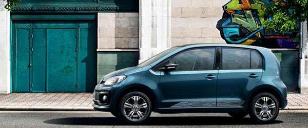 LANÇAMENTO: Volkswagen Up! chega à linha 2018