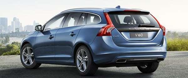 Volvo V60 através de parcelas facilitadas e sem juros