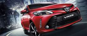 Conheça o Toyota Vios: em 2018 no Brasil