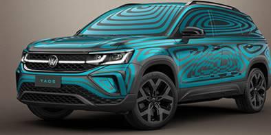Lançamento: Volkswagen Taos chegará ao Brasil em 2021