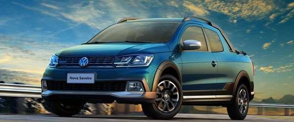 Conheça a nova Volkswagen Saveiro 2017