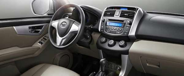 Lifan X60: o novo SUV chinês. Surpreenda-se!
