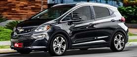 Lançamento: Chevrolet Bolt chega ao Brasil