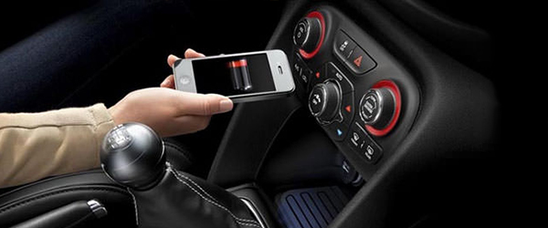Chrysler desenvolve carregador para celular