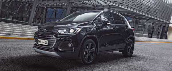 Consórcio Chevrolet Tracker