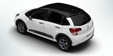 Citroën C3 ganha visual aventureiro