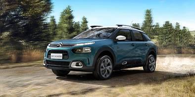 Novo Citroën SUV C4 Cactus pode ser lançado em breve no Brasil