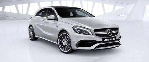 Consórcio Mercedes Benz A 45 AMG 2018