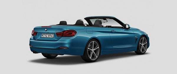 Consórcio BMW 430i 2018