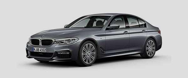 Consórcio BMW 540i 2018