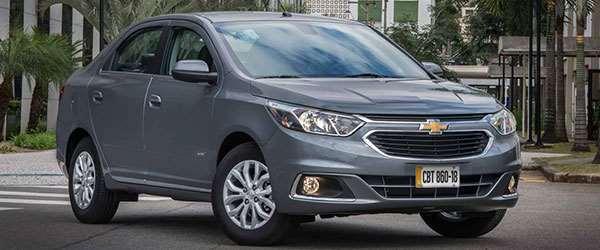 Carta de crédito Consórcio Chevrolet Cobalt