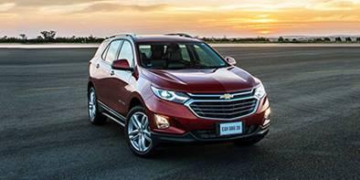 Consórcio Chevrolet Equinox 2018