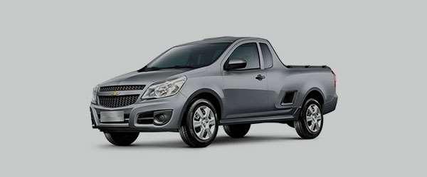 Carta de crédito Consórcio Chevrolet Montana