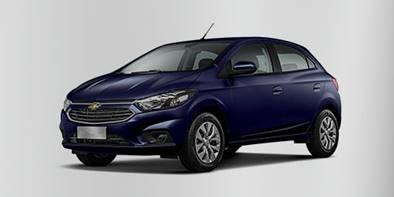 Chevrolet Onix: o carro mais vendido do Brasil