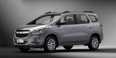 Consórcio Novo Chevrolet Spin 2019