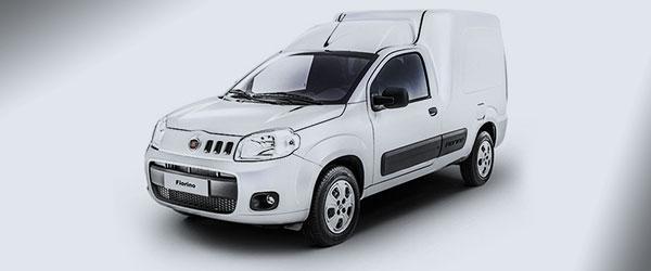 Consórcio Fiat Fiorino 2018 tem uma lista de itens de série