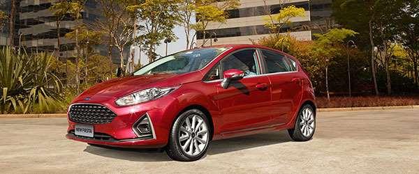 Carta de crédito Consórcio Ford Fiesta