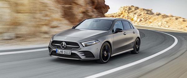 Consórcio Mercedes Benz A 200 2018