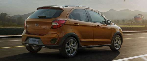 Novo Ford Ka Freestyle 2019 chega repleto de surpresas