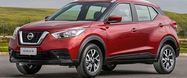 Consórcio: lançamento Nissan Kicks 2020