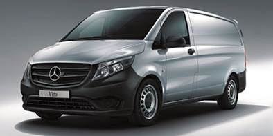 Mercedes-Benz Vito une praticidade e segurança