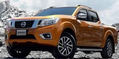 Nova Nissan Frontier será lançada no Salão de SP 2016