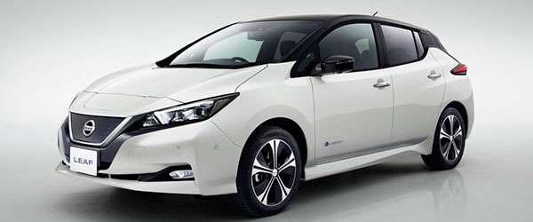 Nissan Leaf pode chegar a partir de 2019 no Brasil