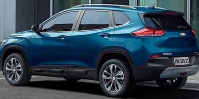 Novo Chevrolet Tracker a partir de R$82 mil