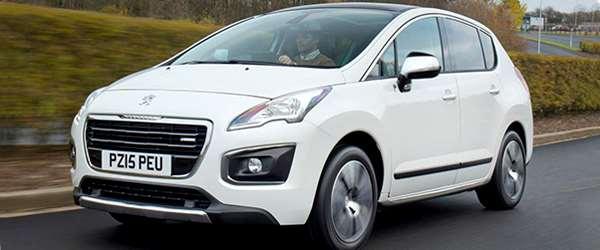 Consórcio Peugeot 3008 2016 em até 80 meses sem juros