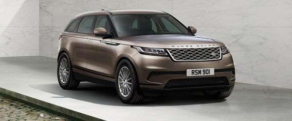 Conheça a nova aposta da Land Rover: Velar