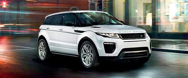 Range Rover Evoque 2014 em até 120 meses sem juros