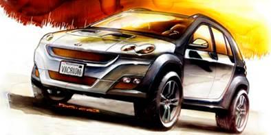 Smart ForMore poderá ser fabricado até 2016
