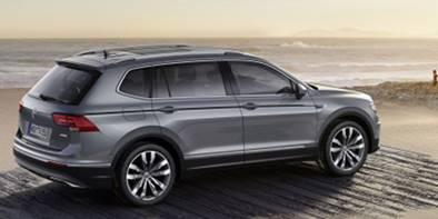 Volkswagen apresenta Tiguan Allspace