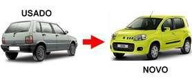 Como trocar meu carro usado por um novo?