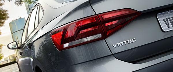 Volkswagen Virtus alcança nota máxima em segurança